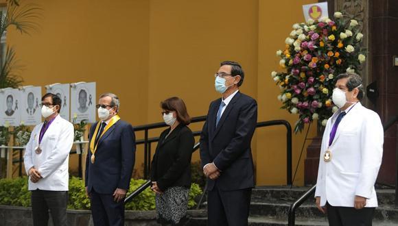 Martín Vizcarra defendió la medida de retomar la inmovilización obligatoria los domingos. (Foto: Presidencia)