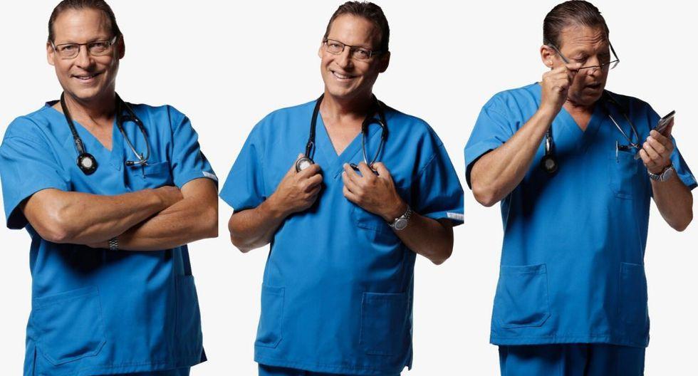 El doctor Tomás Borda da los siguientes consejos para prevenir el Coronavirus. (Fotos: Willax TV)