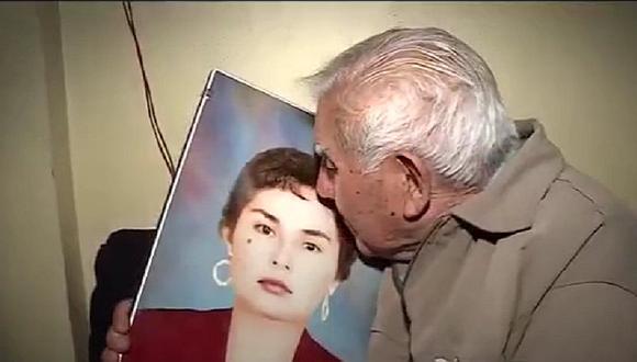 Chorrillos: abuelito pagó por nicho, pero no le permiten ser sepultado junto a su esposa (VIDEO)