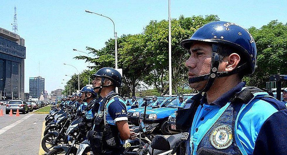 Jesús María: intensificarán patrullaje en zonas limítrofes para reforzar seguridad