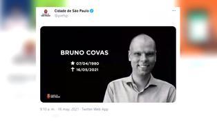 Muere de cáncer el alcalde más joven de Sao Paulo