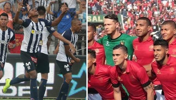 Melgar y Alianza Lima empatan 2-2 y van a penales (FOTOS)