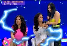 "Exponiendo infieles: ""Chica badabun"" revisa celular de Karla Tarazona y lee comprometedor chat"