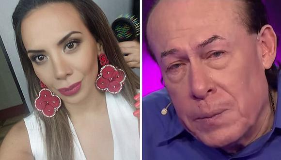 """Mónica Cabrejos cuenta incómodo momento vivido con """"Yuca""""   VIDEO"""