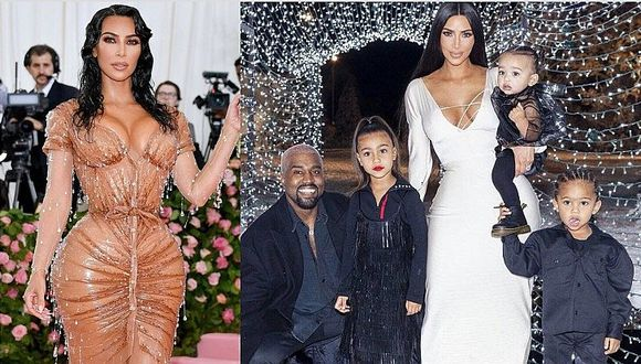 """Nació el cuarto hijo de Kim Kardashian: """"¡Es perfecto!"""""""
