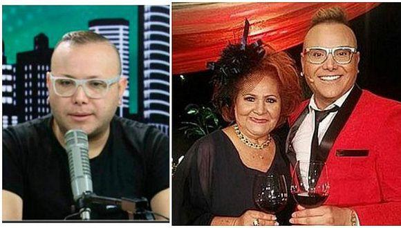 ¡Mala noticia! Carlos Cacho revela qué tan delicada es la salud de su madre (VIDEO)