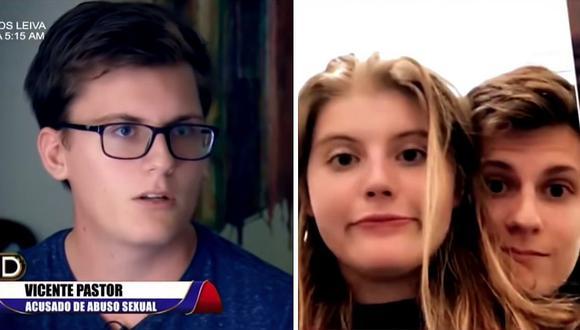 """Alumno del colegio Markham acusado de violación habla por primera vez: """"los dos estuvimos de acuerdo"""" (VIDEO)"""