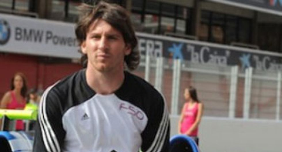 Messi quiere que Pelé le mande un video con sus jugadas
