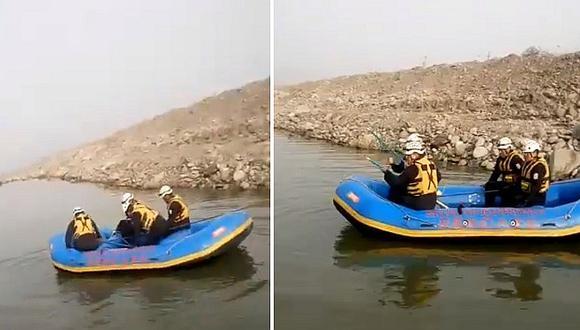 Hallan cuerpo sin vida de niño de 12 años en laguna de Ate (VIDEO)