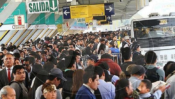 Metropolitano: música clásica sonará en estaciones para disminuir el estrés
