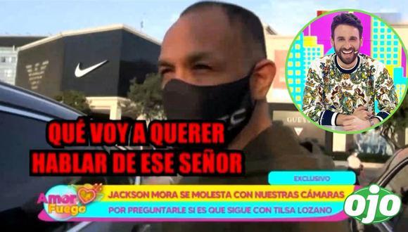Foto y video: Willax TV   Instagram Rodrigo González