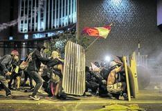 Inician proceso sancionador contra 10 oficiales PNP por faltas durante marchas contra Merino