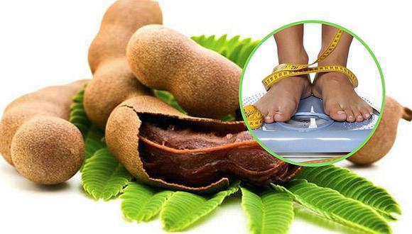 Tamarindo ayuda a bajar de peso: elimina las grasas y azúcares
