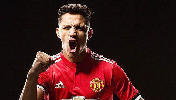 Alexis Sánchez llega al United y es el mejor pagado en la Premier