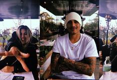 Paolo Guerrero y Alondra García Miró comparten la misma foto y se lucen más enamorados que nunca   FOTOS