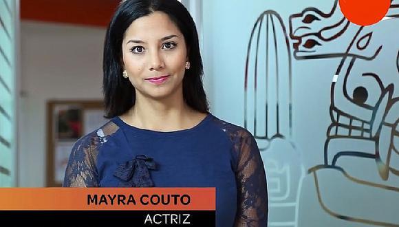 Al Fondo Hay Sitio: Mayra Couto se une a campaña contra la pobreza