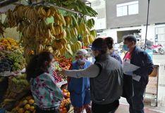 Trujillo no atenderá los domingo en los mercados, según dio a conocer su alcalde Daniel Marcelo