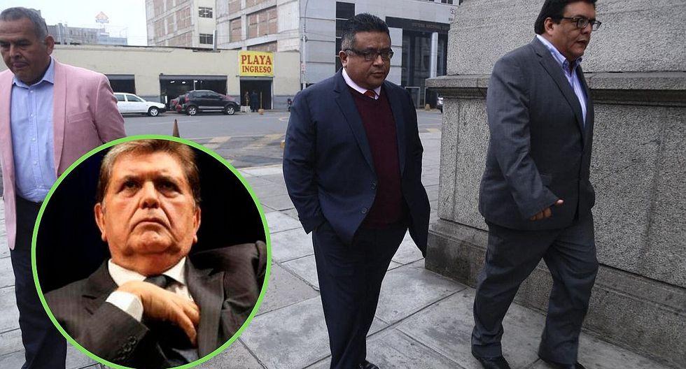 Suspenden audiencia de incautación del celular de Alan García