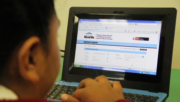 Clases virtuales: 341 casos de ciberacoso se reportaron en lo que va de la pandemia (Foto: Minedu)