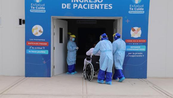 Tacna: hospital de Viñani fue reactivado para atender a pacientes COVID-19 (Foto: Gore Tacna)