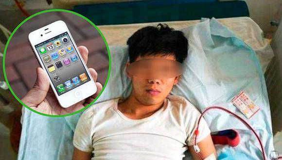 No tenía dinero y joven vende su riñón para comprar un celular (FOTOS)