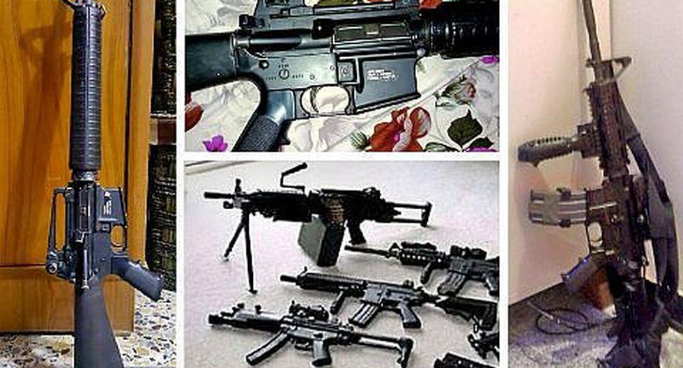 Armas británicas se venden a peligrosos terroristas a través de Facebook