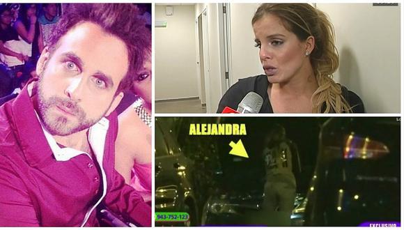 Alejandra Baigorria responde a Rodrigo González tras ampay con periodista deportivo (VIDEO)