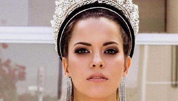 """Valeria Piazza dice que el Miss Universo """"es el concurso más difícil del mundo"""""""