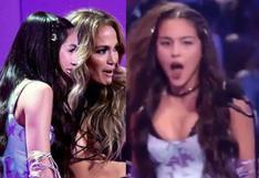 MTV VMAs 2021: Jennifer Lopez entrega premio a Olivia Rodrigo y joven cantante se emociona