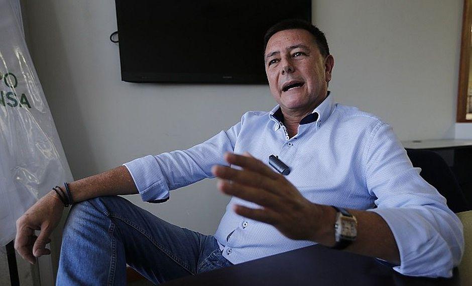 """Jaime Salinas se compromete: """"Rebajaré un sol del pago de peaje"""""""