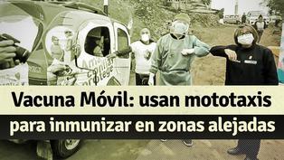 Vacuna móvil: Ministerio de Salud lanzó la nueva herramienta de la lucha contra la pandemia