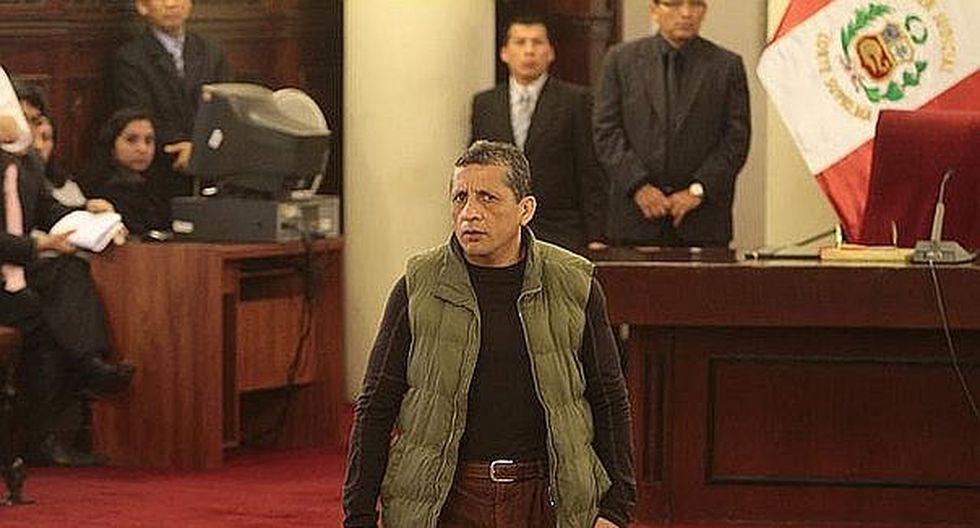 Antauro Humala cumple una condena de 19 años de prisión tras ser sentenciado por los delitos de homicidio simple, secuestro, daños agravados, sustracción de armas de fuego y rebelión cometidos durante el 'Andahuaylazo'. (Foto: GEC)