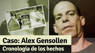 Caso Alex Gensollen: hombre que murió en centro comercial pasó así sus últimos minutos de vida