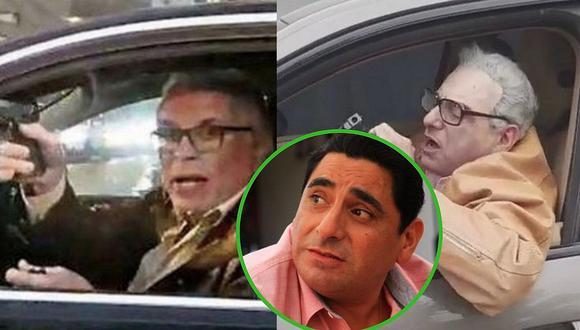 """Carlos Álvarez revela presunta amenaza del """"tío pistorelo de San Isidro"""""""