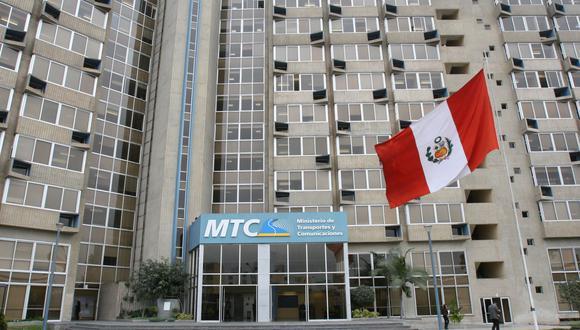 MTC se pronuncia sobre caso de dirigentes de Perú Libre que solicitaron puestos de trabajo para militantes del partido Perú Libre. (Foto: GEC)