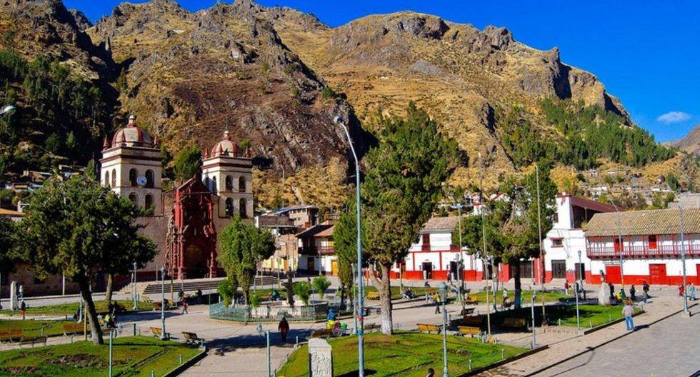 Huancavelica - FOTO: Andina