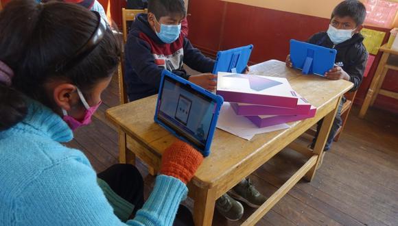 Arequipa: Reinicio de labores escolares será en zonas sin incidencia de COVID-19 | VIDEO (Foto: Minedu)