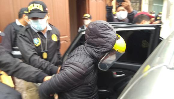 Tacna:  La banda delincuencial lograba sacar del país a niños y adultos falsificando permisos notariales. (Foto: GEC)