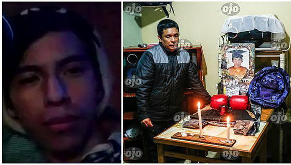 Incendio en Las Malvinas: familia de desaparecido pierde las esperanzas y vela sus prendas