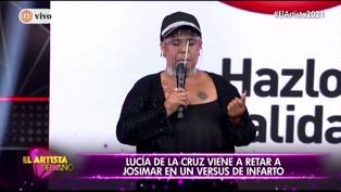 Lucía de la Cruz: Su mamita falleció a los 100 años de edad | VIDEO