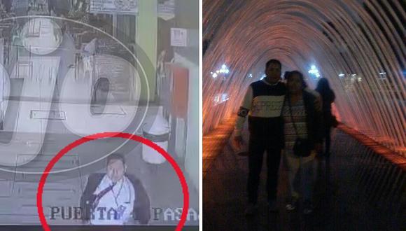 ¿Quién es el hombre que disparó a su expareja en un mercado del Callao?