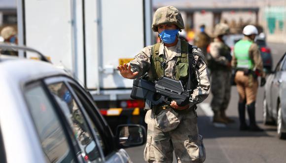 El Poder Ejecutivo publicó cuáles serán las nuevas restricciones por la pandemia. (Foto: GEC)