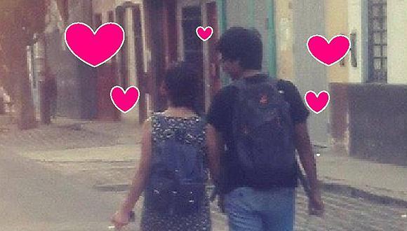 ¡Esta romántica imagen genera más de un suspiro! Descubre el por qué (FOTO)