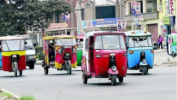 Mototaxismo: un trabajo con grandes beneficios