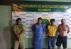 La Libertad: A balazos capturan a siete miembros de la banda 'Los Cheques de Pacasmayo' | FOTOS