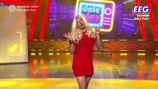 EEG: Mira como Mario Hart imitó y bailó como Susy Díaz