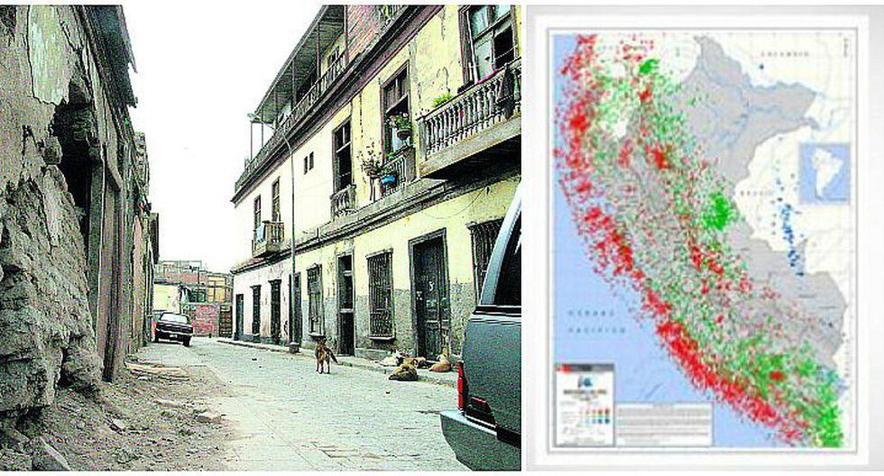 IGP: silencio sísmico en Lima podría causar terremoto parecido al de 1940