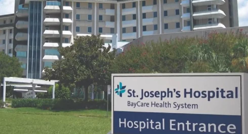 La empresa propietaria del hospital envió un comunicado que reproducen los medios locales en el que señala que ha hecho todo los esfuerzos posibles por dar con el cuerpo de Jacob. (Captura de video / YouTube).
