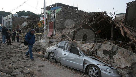 Terremoto en Lima: científicos revelan en cuántos años habrá sismo de 8.6 grados (VIDEO)