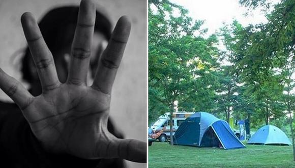 Menor de 14 años es violada por cinco hombres en campamento de Año Nuevo